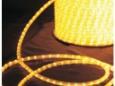 Дюралайт круглый со светодиодами D-13мм, желтый