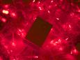LED Айсикл Лайт Светодиодная бахрома с нитями 0,2/0,3/0,4/0,6 м. с контроллером, красный