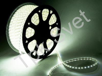 Светодиодный SMD дюралайт 3528, IP65, 0,6х0,8 мм, белый