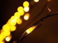 LED Нет-лайт Светодиодная сеть с контроллером, 2х1 м, желтый