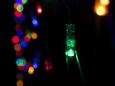 LED Нет-лайт Светодиодная сеть без контроллера, 2х1 м, мульти
