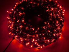 Светодиодный Клип Лайт, с трансформатором в комплекте, красный