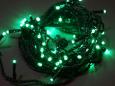 Светодиодная гирлянда Твинкл Лайт, 20 метров, с контроллером, зеленый