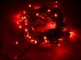 Светодиодная гирлянда Твинкл Лайт, 10 метров, без контроллера, красный