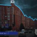 Световое оформление высотных зданий 4