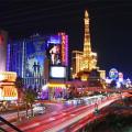 Световое оформление Лас-Вегас